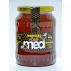Kolomý - Med květový malinový 500g